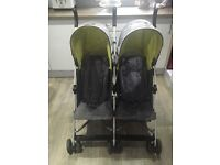 Mother are double pushchair X00B 2