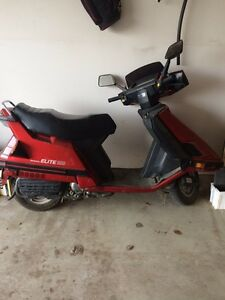 1985 Honda Scooter