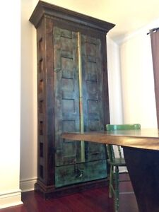 Live edge rustic tables barn doors harvest ,armoires mirror Cambridge Kitchener Area image 8
