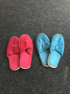 10 Different Colors Slippers, Nearly New, Not From $ Store!