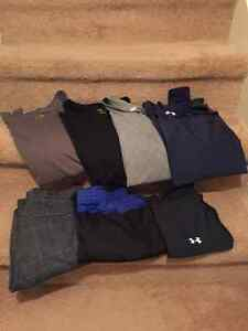 Men's Clothing - Shirts, Shorts and Pants