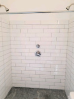 Need Someone to Remove Shower Base, Install Water Proofing, and