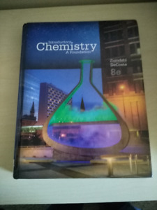 Introduction to Chemistry 8th Ed.