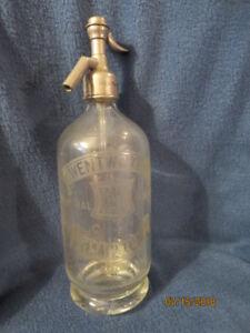 Old Hamilton Bottles