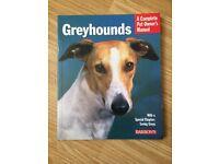 2 Greyhound books/manuals – VGC