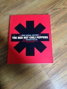 "The Red Hot Chili Peppers ""An oral/visual history"""
