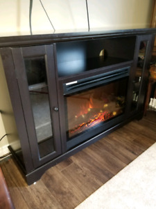 Fireplace/TV Stand