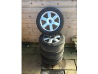 Ford Focus alloys fit connect Mondeo etc