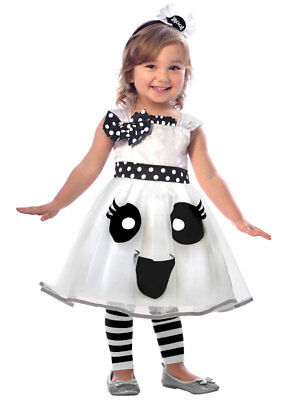 Spooky Toddlers Cute Ghost New Fancy Dress Costume - Cute Ghost Kostüme
