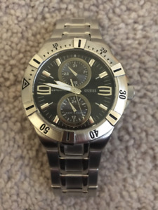 Men's Guess Watch - Waterproof
