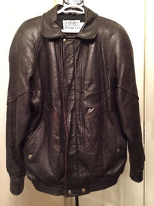 Excellent condition leather jacket