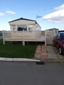 3 bedroom static caravan for hire on Withernsea Sands Holiday park