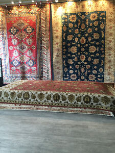 HISTORICAL HANDMADE RUGS AND  MORE !...