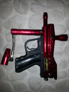 PMI electronic speedball/paintball gun