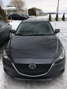 2016 Mazda3 GS CESSION DE BAIL