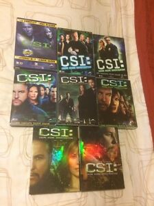 CSI original series for sale 15$/ season