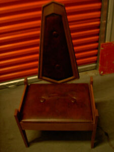 1950 Classic Clothes Horse  with Drawer to store items West Island Greater Montréal image 1