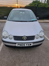 Vw polo 1.4 tdi 2005. Accept good offer