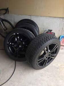 Toyo G-02 Open Country snow tires