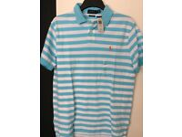 Genuine Ralph Lauren polo Xl NEW With Tags blue