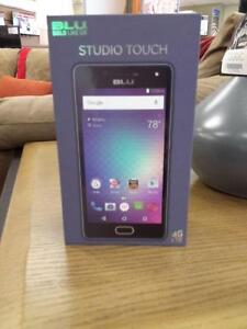 *** USED ***  BLU 16GB CELL PHONE   S/N:6016063120   #STORE548