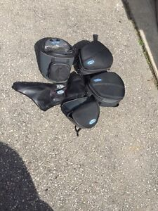 Buell saddle bags