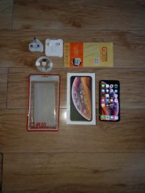Iphone XS Bundle Unlocked 64GB I Phone X S Ten