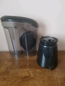 Keurig carafe and reservoir
