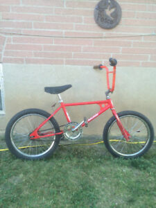 Early 80's- Old School BMX-Raleigh Red Baron