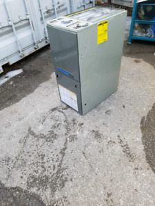 Used furnace and used air conditioner 5 years old
