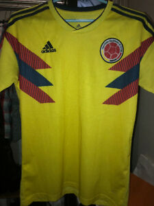 7b2757754 James Rodriguez Colombia 2018 World Cup Jersey