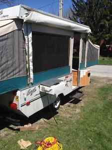 10 ft. jayco Tent Trailer  ** FOR RENT** London Ontario image 1