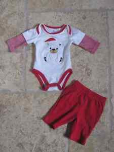 Christmas Outfits for Newborn