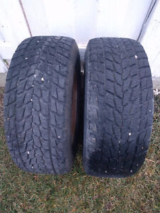 275/60/R17 Rims and Tires....Great shape!!! Moose Jaw Regina Area image 3