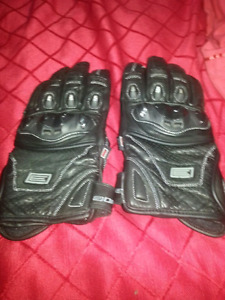 Deluxe Leather Riding gloves
