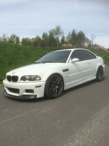 BMW M3 2002 coupe manuelle 6 vitesses