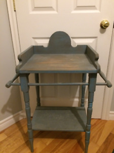 Antique Wash stand with bowl and pitcher