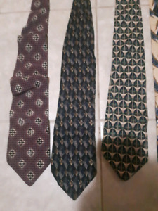 Free ties, pickup only, checkout my other ads