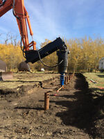 Residential And Commercial Certified Screw piles