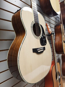 Limited Edition Takamine Guitar