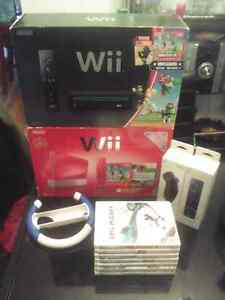 Jeux wii console wii