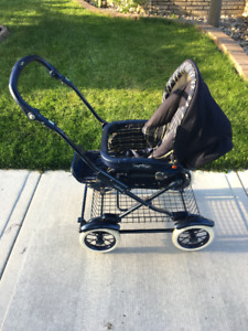 Baby Carriage -Great Shape + Durable