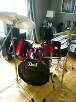 Pearl Series Drum Set