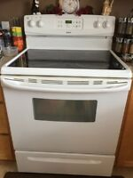 Kenmore glass top oven