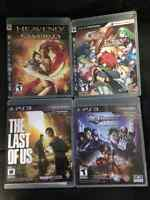 selling ps3 games 5$ and up
