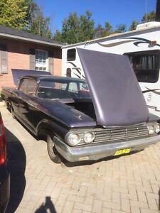 1960 mercury monarch barn find !!!