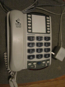 AMERIPHONE XL-40 AMPLIFIED TELEPHONE