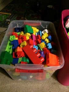Blocks lego building blocks lot kids toys