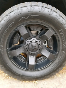 Selling New All Season Truck tires and Rims
