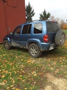 2003 Jeep Liberty as is